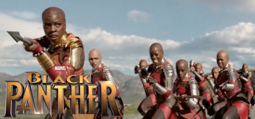 Pantera Negra - Warriors of Wakanda