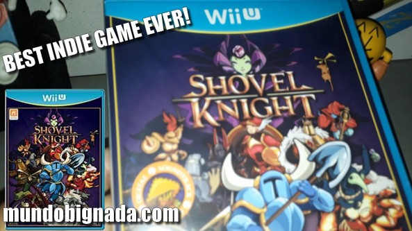 Shovel Knight (Wii U) - O Melhor dos Indies - Bignada Collection
