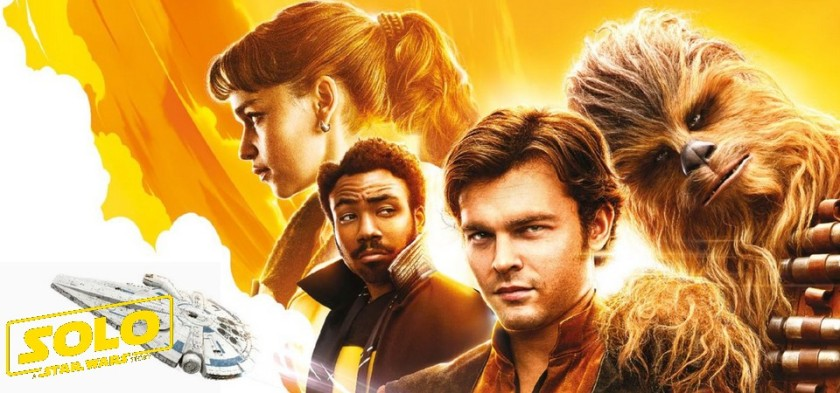 Solo - Uma História Star Wars ganha sinopse oficial