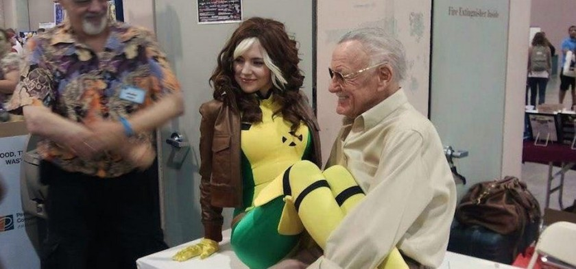 Stan Lee é acusado de assédio sexual e má conduta