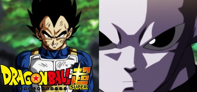 Vegeta Vs. Jiren HOJE no Episódio 122 de Dragon Ball Super