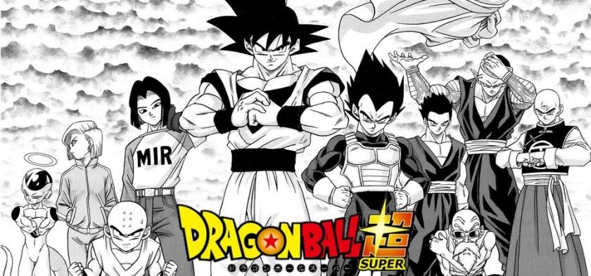 Dragon Ball Super - Começa o Torneio do Poder no Capítulo 33 do Mangá