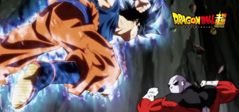 Dragon Ball Super - Goku Vs. Jiren em Novo Preview do Episódio 129