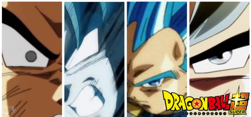 Dragon Ball Super - Vaza títulos dos episódios 128 e 129 do anime