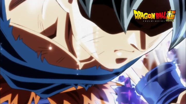 Goku Ultra Instinto Masterizado - Dragon Ball Super - Episódio 129