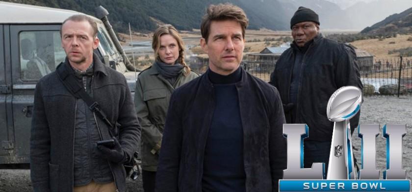 Missão Impossível - Fallout - Trailer do Super Bowl