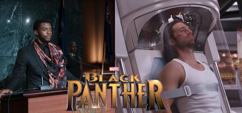 Pantera Negra - ONU, Soldado Invernal e as Cenas Pós-Créditos do filme