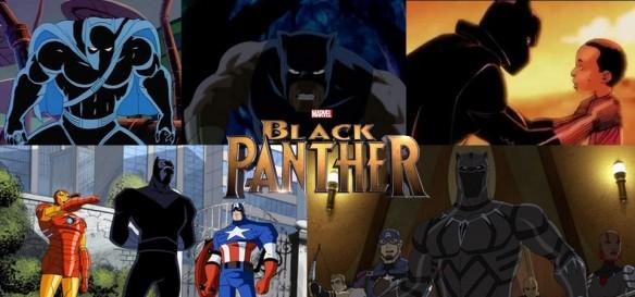 Pantera Negra - Todas as aparições do personagem em animações e filmes