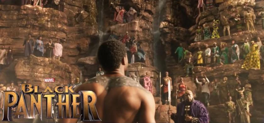 Pantera Negra - Trailer da Mitologia