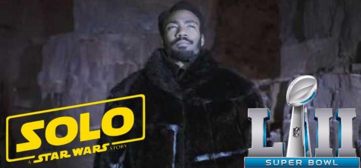 Solo - Uma História Star Wars - TV Spot do Super Bowl