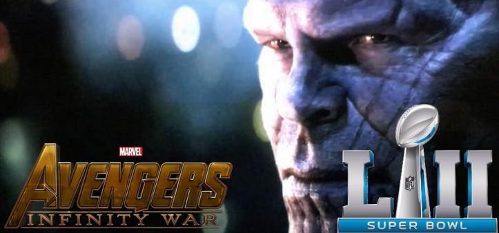 Vingadores - Guerra Infinita - TV Spot do Super Bowl