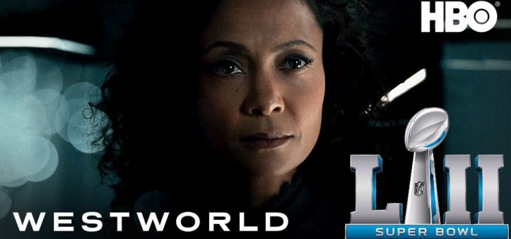 Westworld - Season 2 - Trailer do Super Bowl