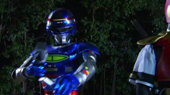 Uchuu Sentai Kyuranger Vs. Space Squad Jiraya