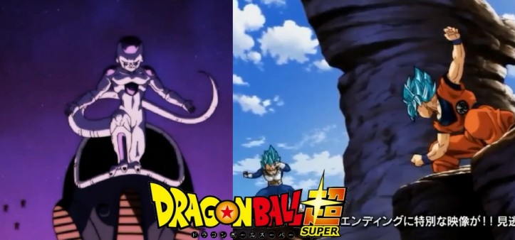 Dragon Ball Super - Freeza Retorna e Goku Vs. Vegeta na Cena Pós-Créditos do Último Episódio