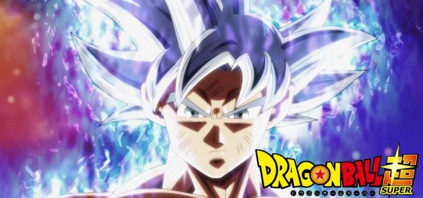Dragon Ball Super - Goku Ultra Instinto Masterizado HOJE no episódio 129