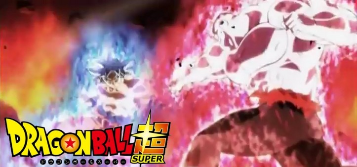 Dragon Ball Super - Goku Ultra Instinto Masterizado Vs. Jiren Full Power no Preview do Episódio 130