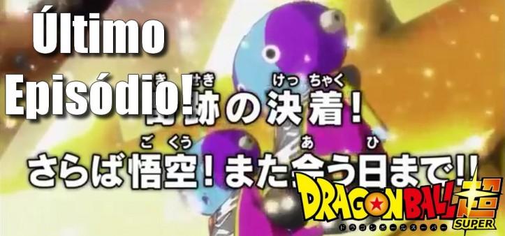 Dragon Ball Super - Zen´Oh e as Super Esferas do Dragão no Preview do Episódio 131