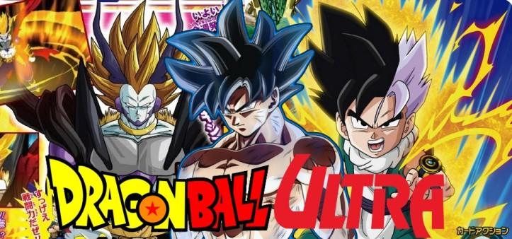 Dragon Ball Ultra será a continuação oficial de Dragon Ball Super