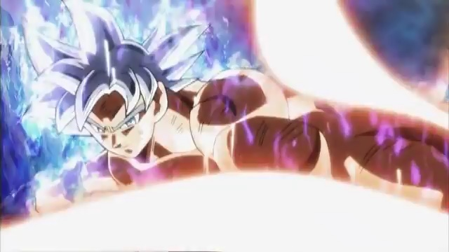 Goku Ultra Instinto Masterizado - Dragon Ball Super - Episódio 130