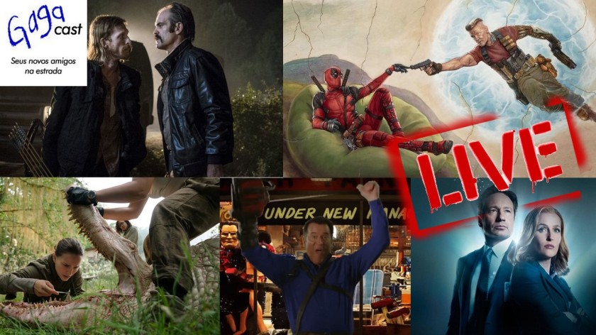 Hangout - Deadpool 2, Aniquilação, The Walking Dead e outros