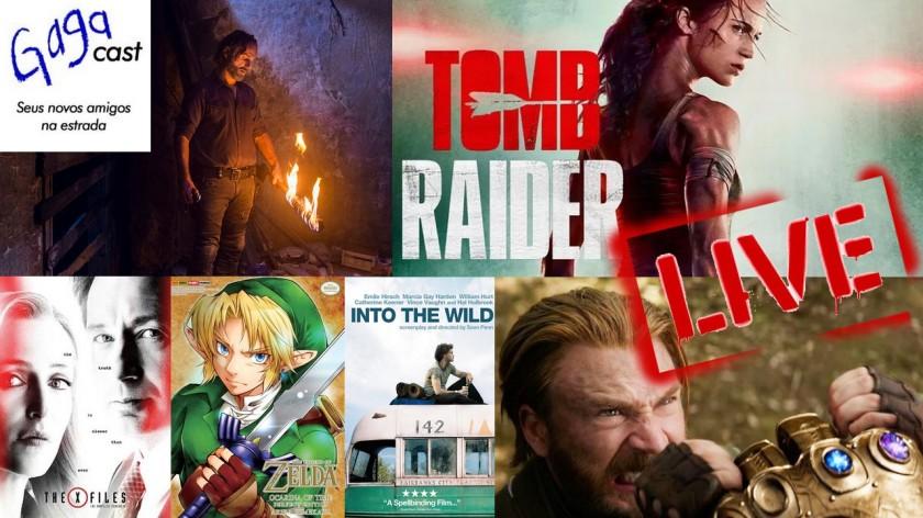 Hangout - Saindo da Sala - Tomb Raider - A Origem