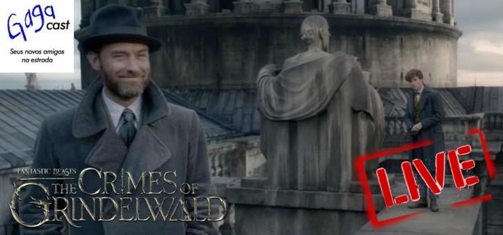 Hangout - Teaser Trailer de Animais Fantásticos - Os Crimes de Grindelwald