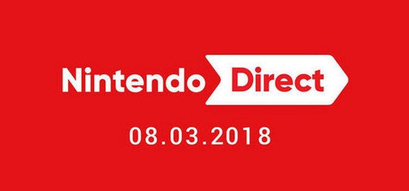 Nintendo Direct 08 03 2018 - Antes, Durante e Depois do Evento Digital