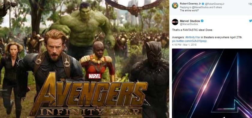 Quarteto Fantástico pode se unir a Vingadores no cinema