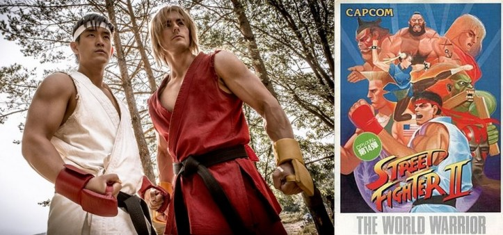 Street Fighter ganhará nova série live action baseada em Street Fighter II - The World Warrior