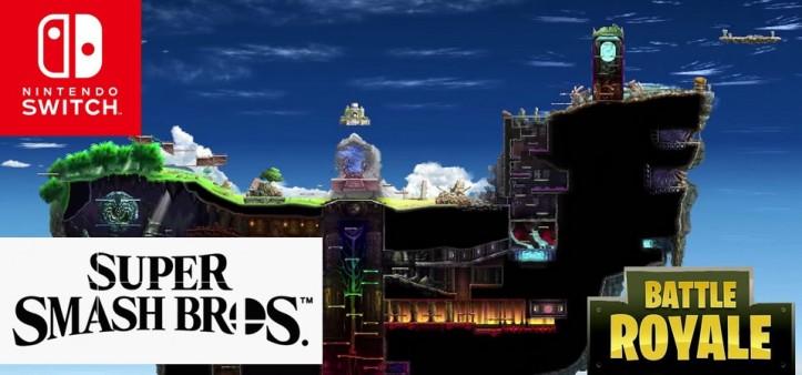 Super Smash Bros de Nintendo Switch terá modo Battle-Royale