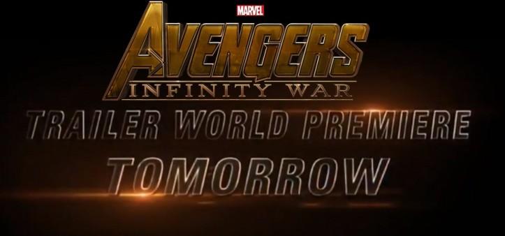 Vingadores - Guerra Infinita - Teaser do Trailer #2