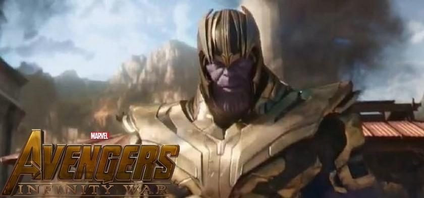 Vingadores - Guerra Infinita - Trailer #2