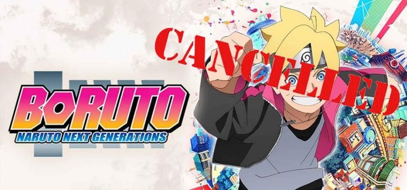 Boruto - Naruto Next Generations tem o anime cancelado
