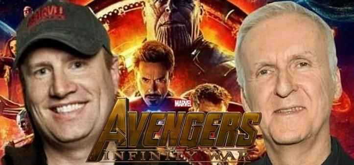 James Cameron Vs. Kevin Feige! James Cameron ataca filmes de super-heróis e Kevin Feige responde