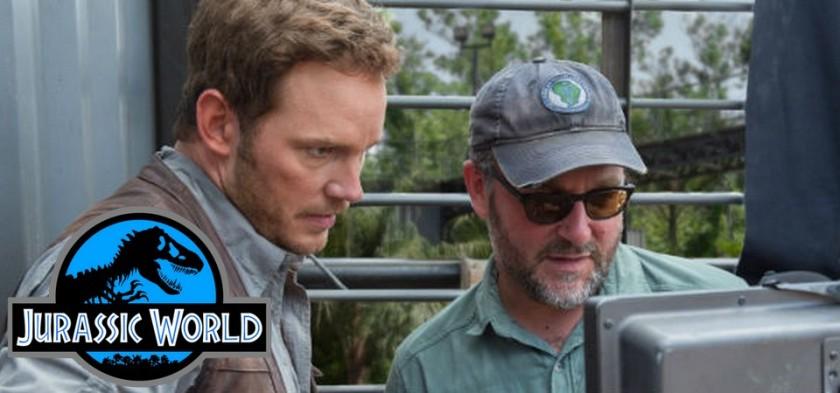 Jurassic World 3 será dirigido também por Colin Trevorrow