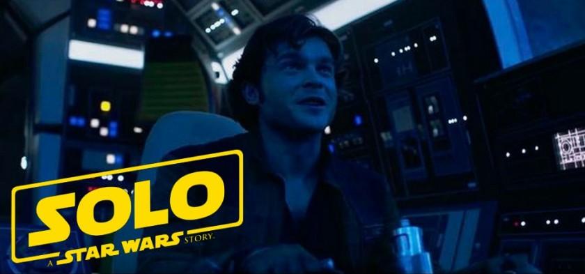 Solo - Uma História Star Wars - Trailer Oficial