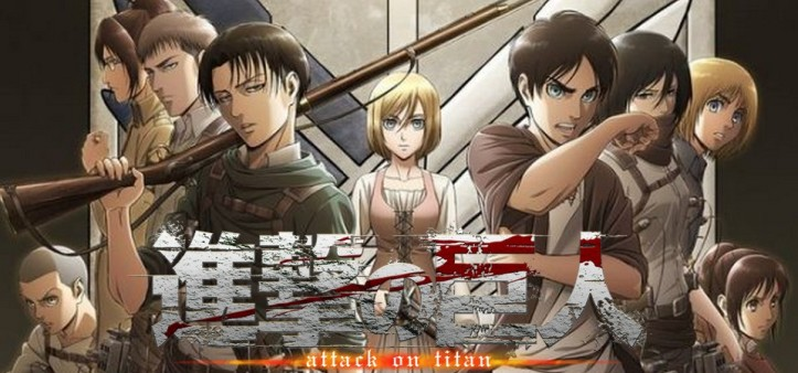 Trailer da Season 3 de Attack on Titan (Shingeki no Kyojin)