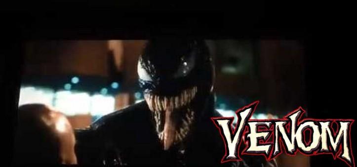 Venom - Vaza primeira foto e vídeo oficial do filme