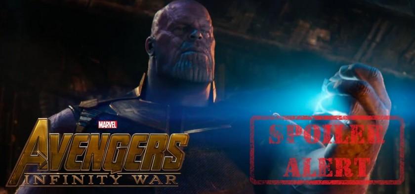 Vingadores - Guerra Infinita terá morte de personagem importante logo nos primeiros minutos