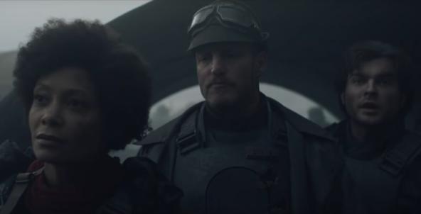 Han meet Tobias Beckett - Han Solo - Uma História Star Wars Clipe