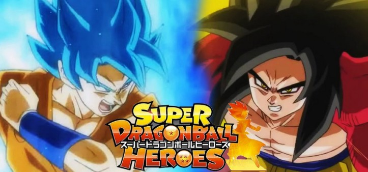 Dragon Ball Heroes - Primeiras imagens do novo anime