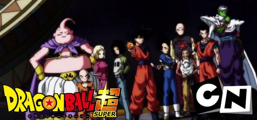 Dragon Ball Super - Torneio do Poder Dublado começa em julho no Cartoon Network