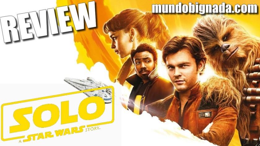 Han Solo, uma História Star Wars (2018) - BIGNADA REVIEW