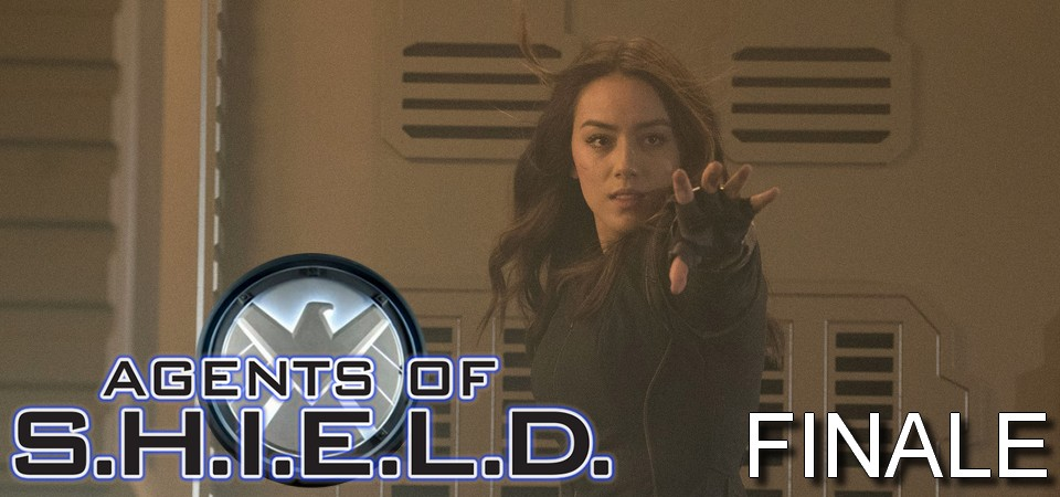 MARVEL´S AGENTS OF SHIELD – Season 5: Promo da Season ...