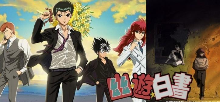 Novos Ovas de Yu Yu Hakusho irão adaptar capítulos do mangá