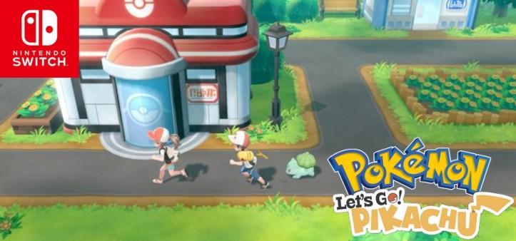 Pokemon Let´s Go Pikachu e Eevee - Desenvolvedores revelam vários detalhes dos games