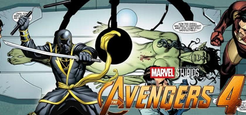 Ronin e Skrulls podem aparecer em Vingadores 4