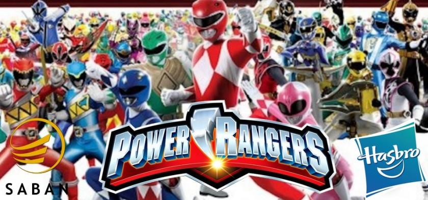 Saban vende Power Rangers para a Hasbro