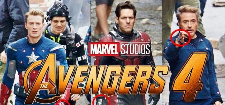 Vingadores 4 - Primeira Sinopse Oficial do Filme