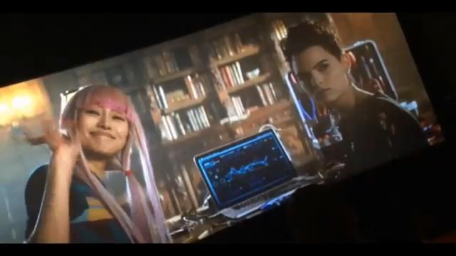 Yukio e Míssil - Cena Pós-Créditos de Deadpool 2